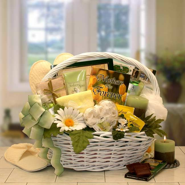 17 Best Images About Mothers Day Gift Baskets On Pinterest