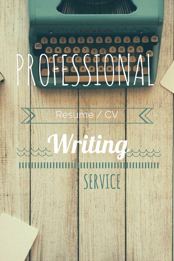 curriculum vitae writers services online