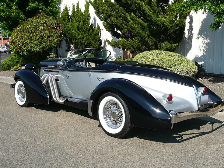 1000+ images about 1934-36 Auburn Speedster on Pinterest ...