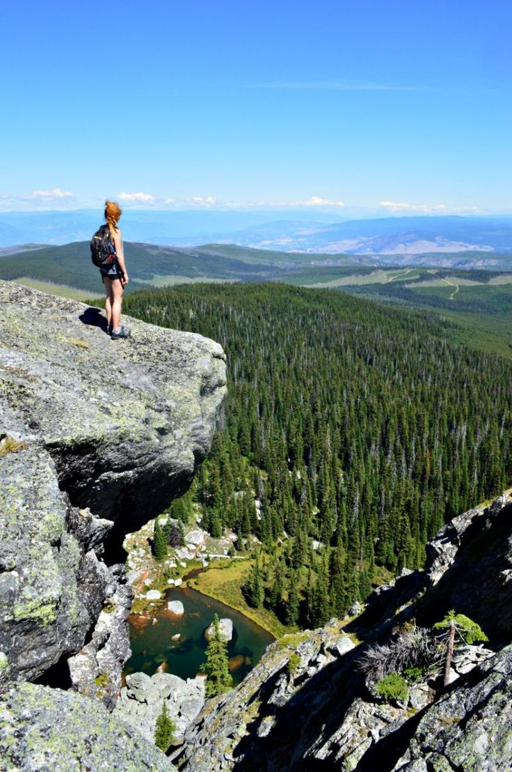 Discover Spectacular Views from Little White Mountain