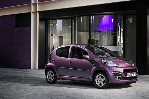 New Peugeot 107 Facelift, visit http://www.lookers.co.uk/peugeot/news/new-peugeot-107 for more details