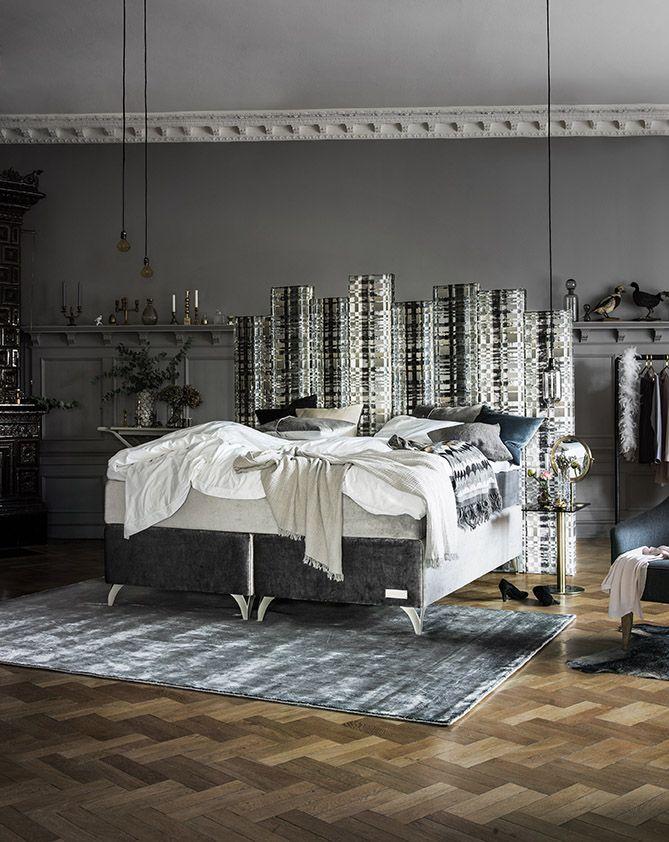 Design collaboration between Carpe Diem Beds of Sweden and Designers Guild| PerPR