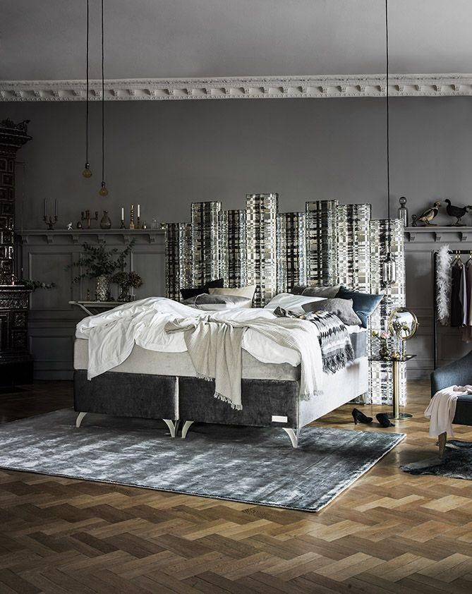 Design collaboration between Carpe Diem Beds of Sweden and Designers Guild| PerPR