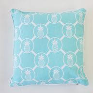 Escape to Paradise cushions just smell of summer