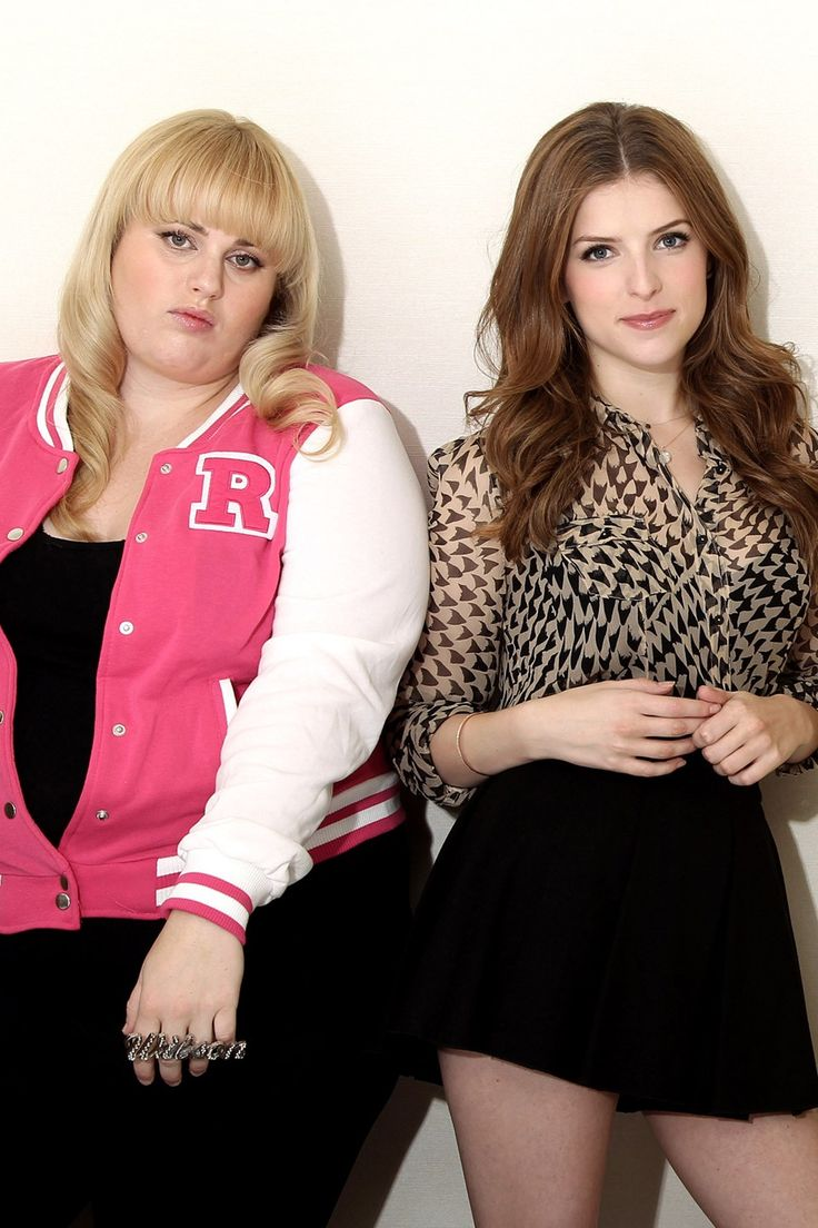 Rebel Wilson & Anna Kendrick to star in Pitch Perfect 2