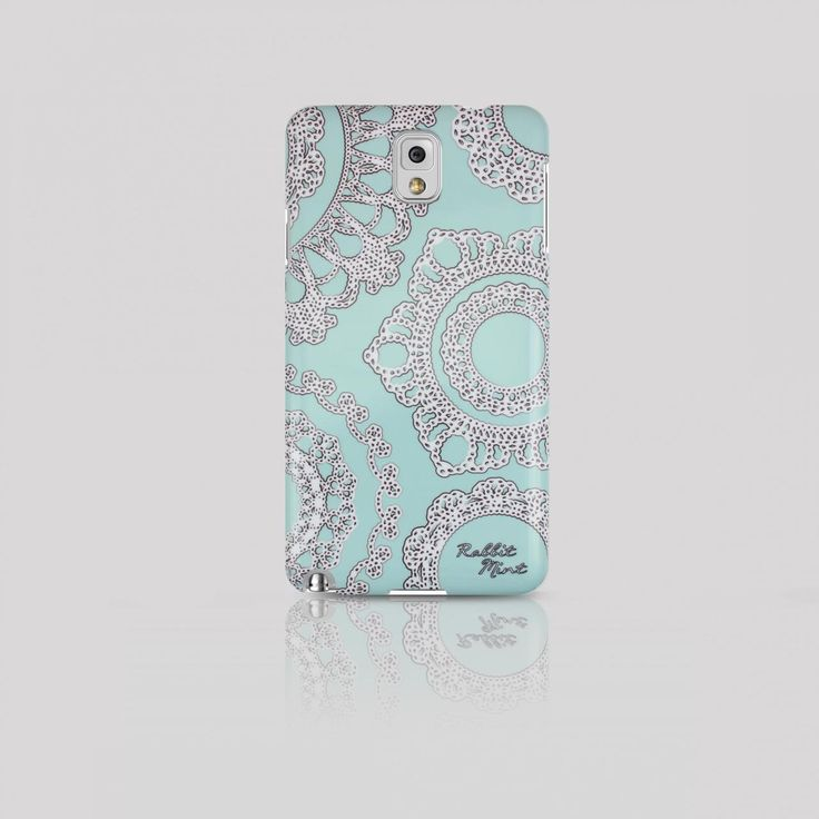 Samsung Galaxy Note 3 Case - Lace &