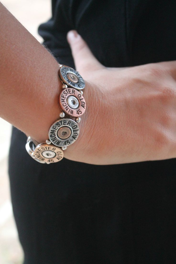 Shotgun Shell Bracelet | shopofftheracks.com