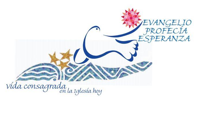Logo del año de la vida Consagrada