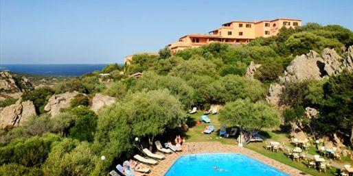 ab 436 € -- Sardinien-Woche im Mai mit Flug