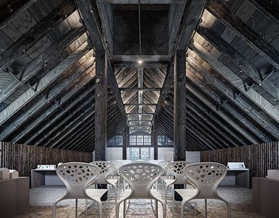 Arch Studio in Wujigeng Building