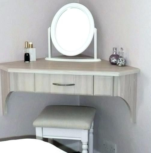 Corner Vanity Table Bedroom | Small bedroom decor, Bedroom ...