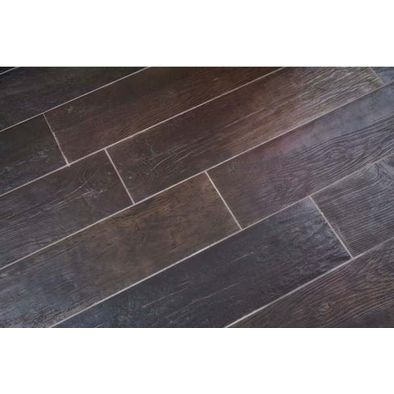 Wood Floor Tile With A Hand Scraped Look For The Home Pinterest