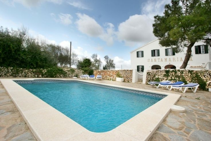 Villa Santa Mariana, Alaior, Menorca