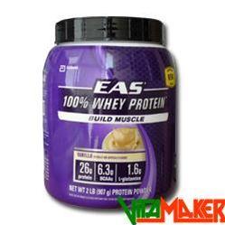 Vitamaker Shop: 100% WHEY PROTEIN by EAS. Proteine del siero del latte, rapido assorbimento,  rapida efficacia. Sconto 60% fino a esaurimento scorte. Spedizione gratuita. #vitamaker #integratori #integratorialimentari #integratorisportivi #proteine #sieroproteine #whey #eas