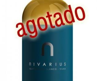 Nivarius D.O.Rioja 白ワインだけを作っている、標高800メートル、酸