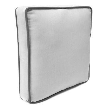 Patio Cushions :: Back Cushions :: Deep Seating Backs :: Deep Seating Back  Cushion With Contrasting Welt   Thick