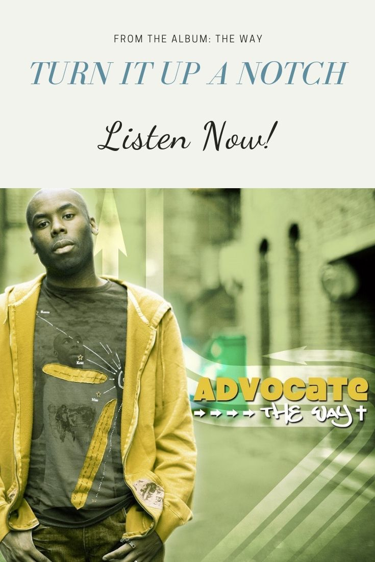 Album: The Way Artist: Advocate Listen now! Spotify/iTunes