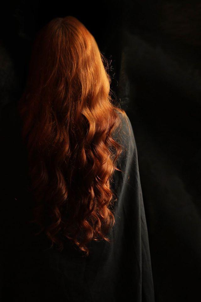 ladymantheniel:  Photo byhttps://www.facebook.com/miroslava.arcanum Amazing hair!!! please do not edit!