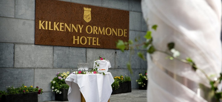 Kilkenny Ormonde Hotel - Kilkenny Hotels & Wedding Venues - NearlyWeds.ie