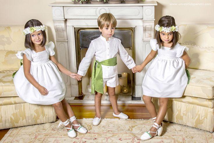 Vestidos de arras y ceremonia de la línea Bolillos | Un vestido para ti
