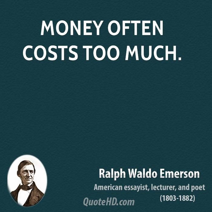 """ralph waldo emersons concept on the idea of the oversoul England intellectuals embraced the idea that men and women did not need churches to connect with  individualism in ralph waldo emerson's """"self-reliance""""."""