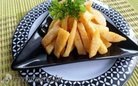 Fűszeres hasáb zeller recept fotóval
