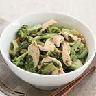 Thaise kip en broccoli van Annabel Langbein - recept - okoko recepten