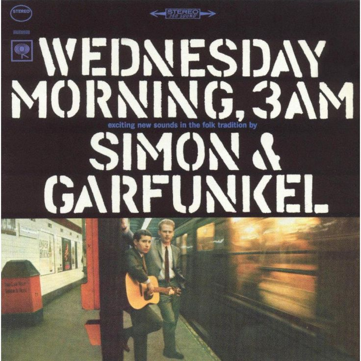 Simon & Garfunkel - Wednesday Morning, 3 AM (Bonus Tracks) (CD)