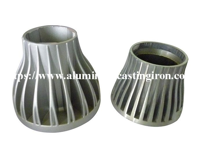 Aluminum Lampchimney Casting The Light Transmission Rate Of 94 With A High Flame Retardancy With High Impact Str In 2020 Casting Aluminum It Cast Cast Iron Bench