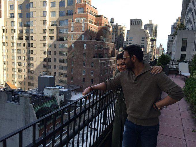 Shivaay promotion at New York