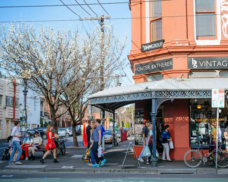 Brunswick Street, Fitzroy Photo: Roberto Seba