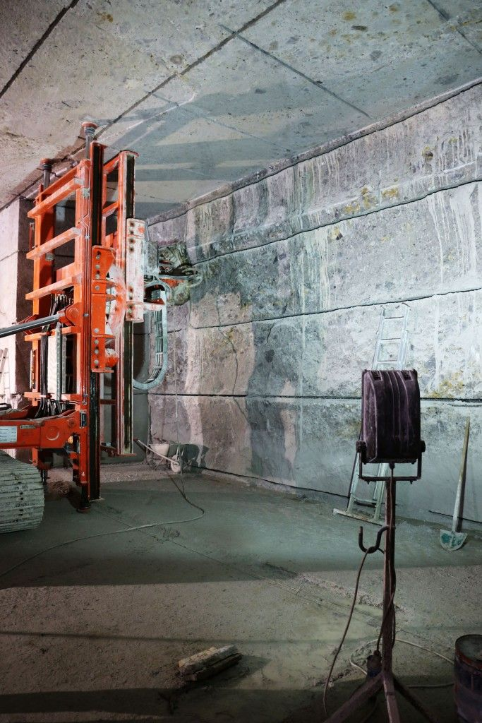 Schroders London Wall quarry inspection — GDStones