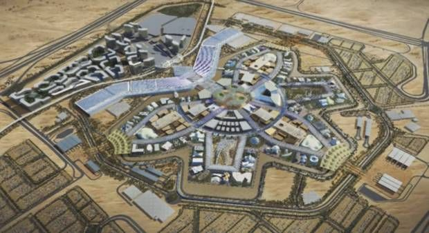 Watch how Dubai Expo 2020 will be [Video] https://www.petrostathis.com/news/dubai-expo-2020/