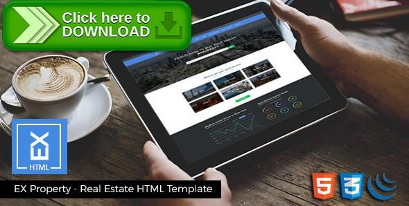 [ThemeForest]Free nulled download EX Properties – Real Estate Responsive HTML Template from http://zippyfile.download/f.php?id=11118 Tags: google maps and street view, Map Property Listing, parallax, property, property listing, real estate, real estate agency, real estate agent, real estate html, Real estate template
