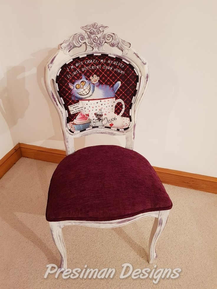 The Cheshire cat chair