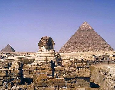 Egypt-I have been to Taba and rode a camel in the Sinai desert, but still want to see Giza and Cairo.