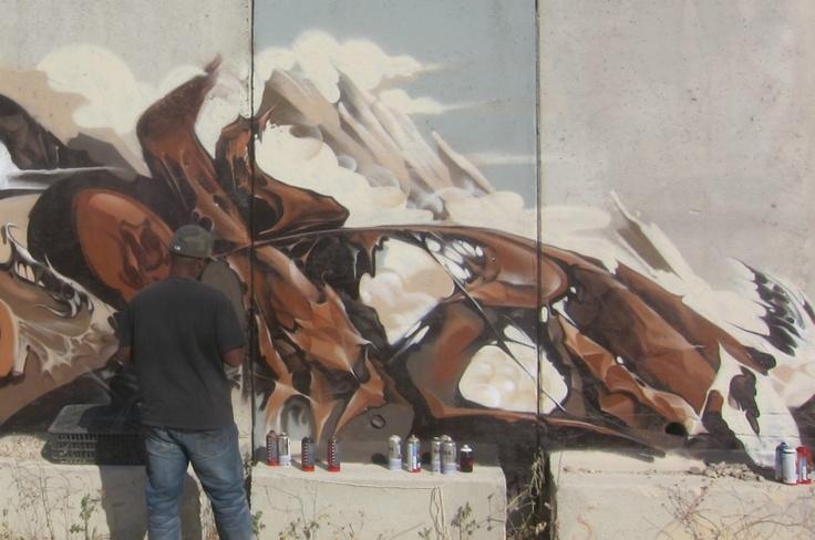 Sever: Graffiti, Writers Jealous, Multiplication Artists, Paintings Numerals