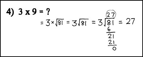 Math is so simple. :)