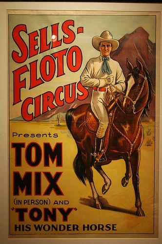 Tom Mix and Tony, His Wonder Horse poster