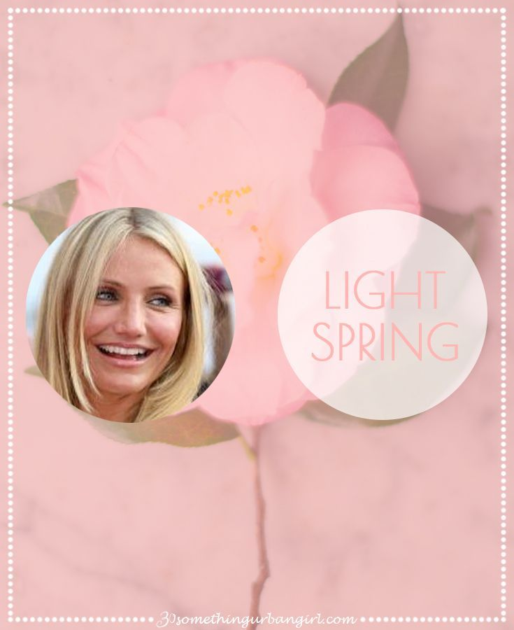 Light Spring board cover photo // Read more about this seasonal color palette on my blog | #SeasonalColorAnalysis #ColorPalette #LightSpring