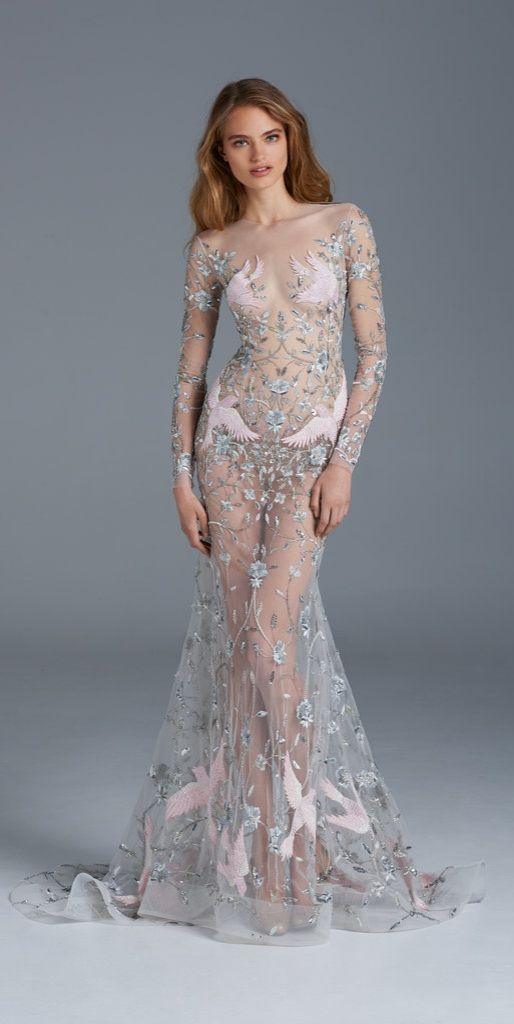 We're totally impressed with these sexy naked dress designs!