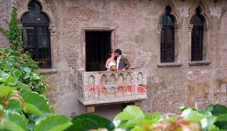 Juliet's balcony - the most beloved spot in Verona