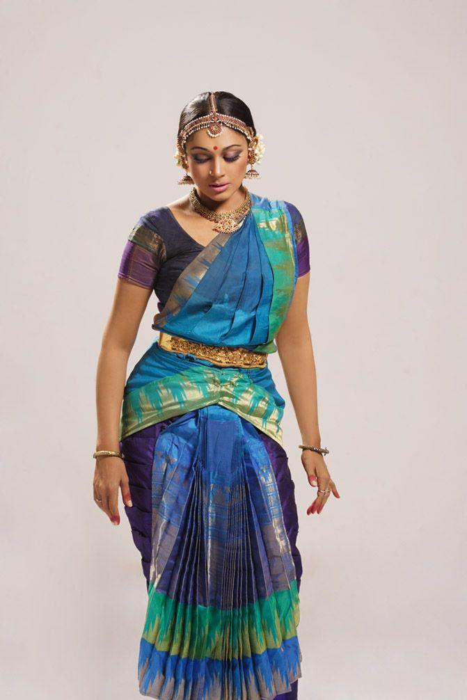 Shobhana - the Archetype of South Indian Femininity.