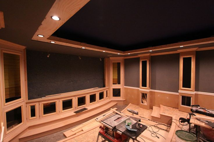 The Cinemar Home Theater Construction Thread - Page 52 - AVS Forum   Home Theater Discussions And Reviews
