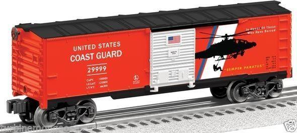 Lionel Trains US Coast Guard Boxcar 6-29999