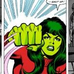 David Goyer's Nasty remarks about She-hulk and Martian Manhunter