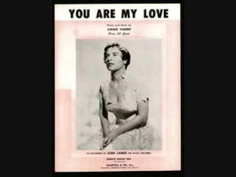 Joni James - You Are My Love (1955) (+playlist)