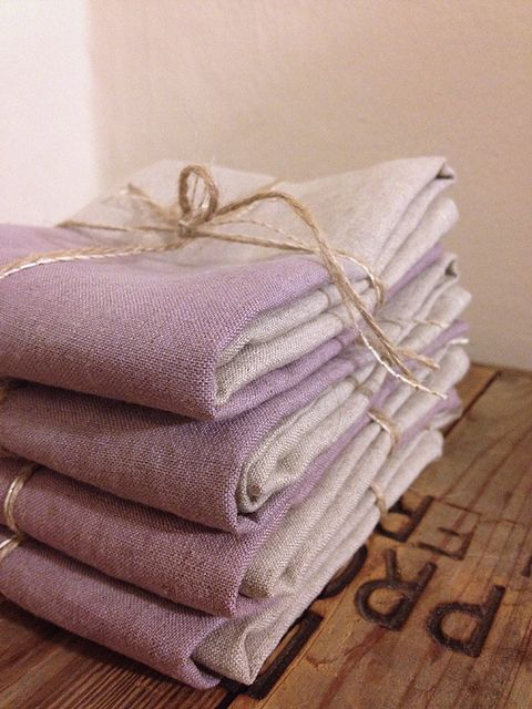How to dye with berries - Eighteenth Century Agrarian Business, Naturally Dyed Tea Towels