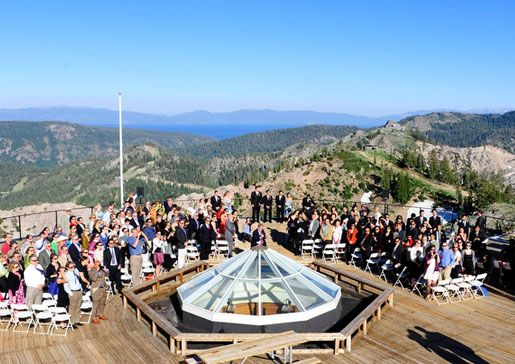 1000 images about squaw valley lake tahoe weddings on - High camp swimming pool squaw valley ...