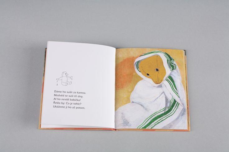Můj medvěd Flóra   české ilustrované knihy pro děti   Baobab Books, Tato kniha ma pres tricet let, perfektni pro zacinajici ctenare. Want to buy.